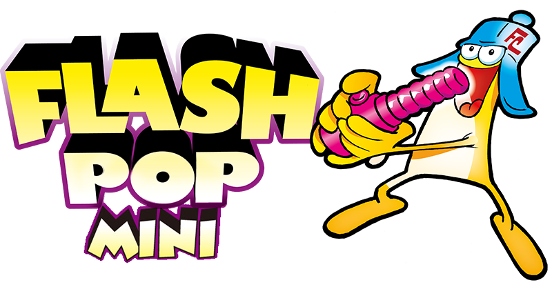 logo BI pack Flash Pop