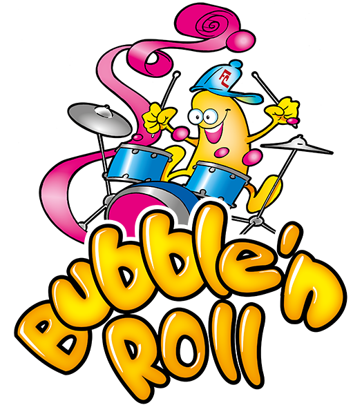 Logo Bubble n Roll