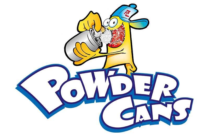 logo Powder Cans