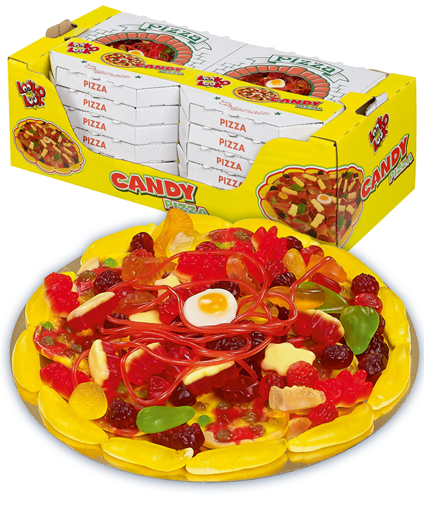 Candy Pizza Sans emballage right