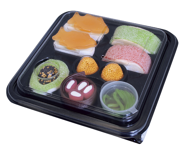 Mini Candy Sushi Sans emballage