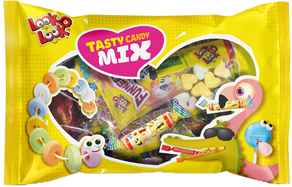 Tasty Candy Mix