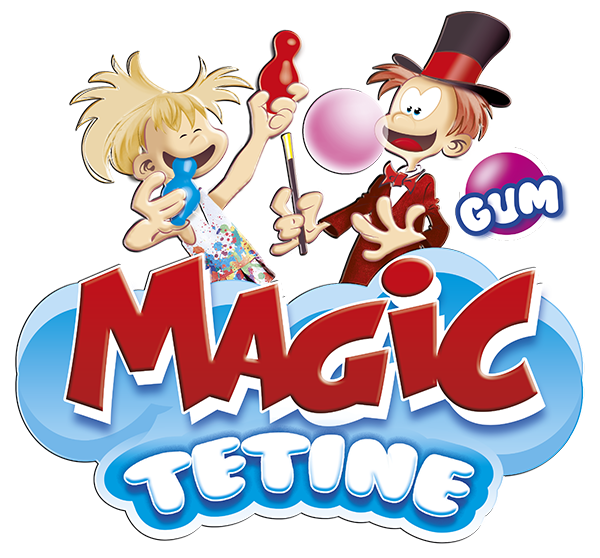 logo Magic tetine