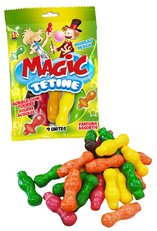 sache magic tetine